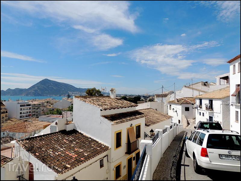 Альтеа. Двери и крыши / Испания