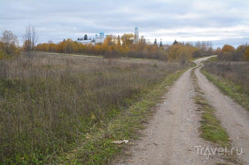 Село Ножкино и Авраамиев Городецкий монастырь, Костромская область / Россия