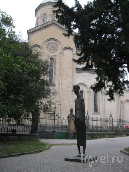 Трезвый взгляд на Тбилиси / Грузия