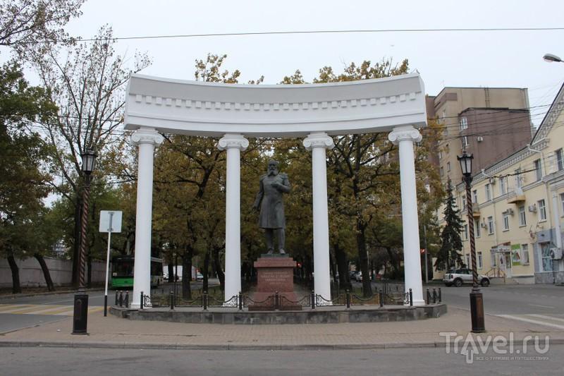Прогулка по Ставропольскому бульвару / Россия