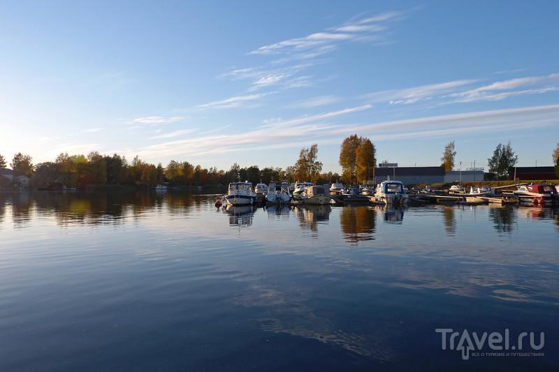 Финляндская осень / Фото из Финляндии