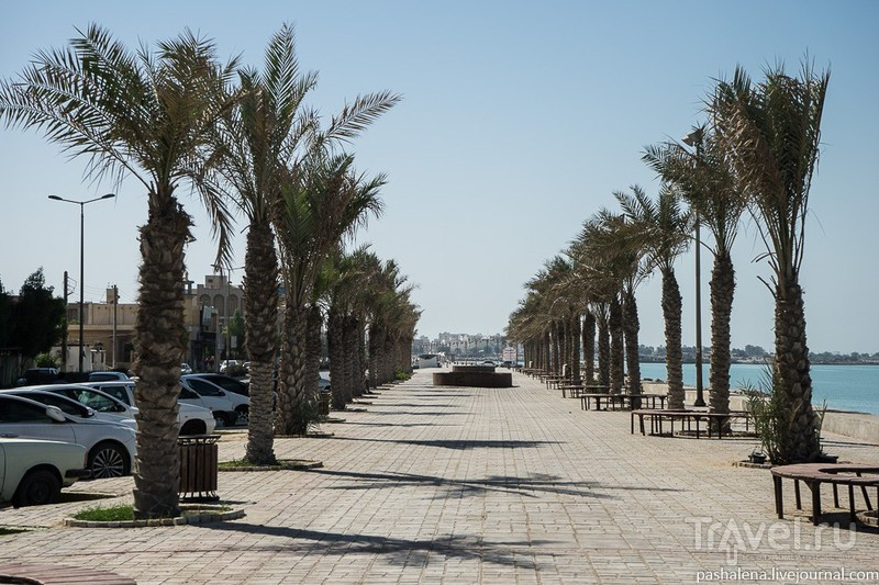 Как мы мочили ноги в Персидском заливе или особенности пляжного отдыха в исламских странах / Иран