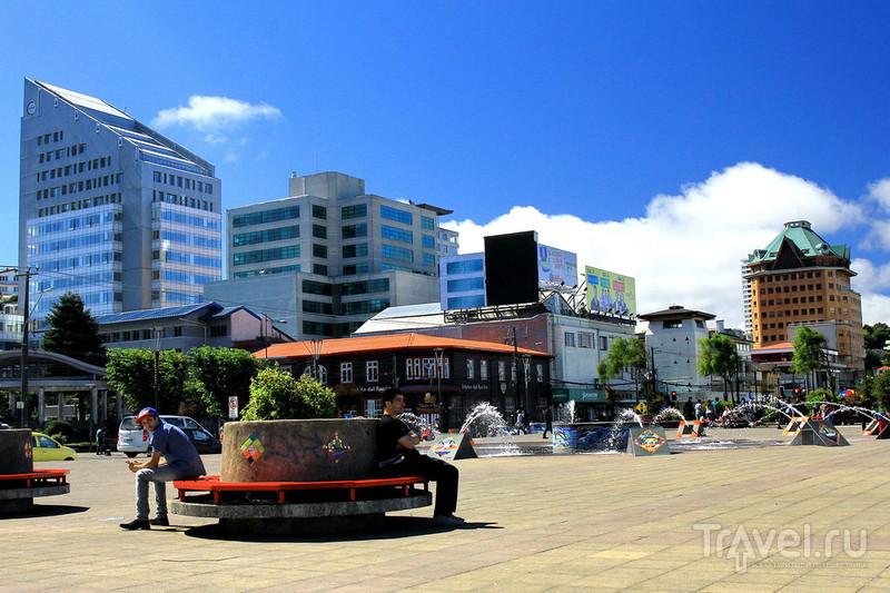 Пуэрто-Монт - ворота в Патагонию! / Фото из Чили