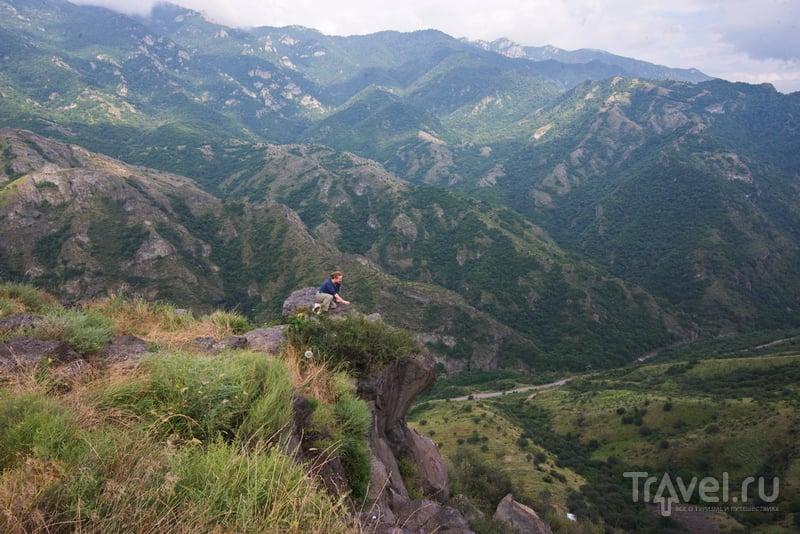 Вдоль Армении по Лори, без гаишников и горя / Армения