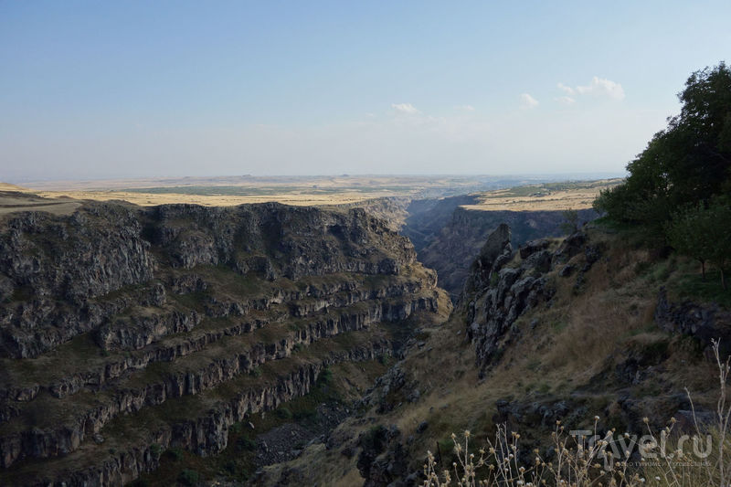 Монастыри Сагмосаванк и Ованаванк / Фото из Армении