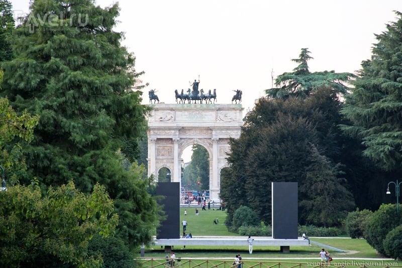 Миланский Кремль - Замок Сфорца / Италия
