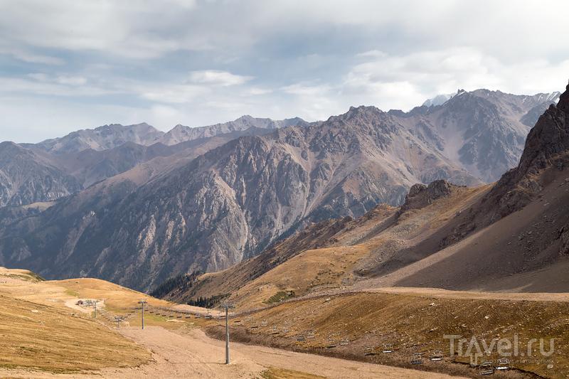 Чимбулак и Медео: главные курорты Алматы / Фото из Казахстана