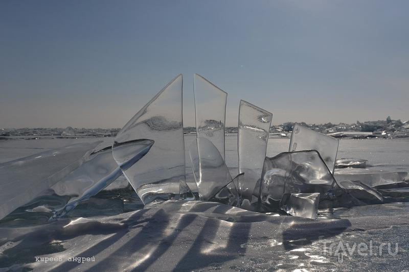 Байкал. Хобой и Узуры / Фото из России