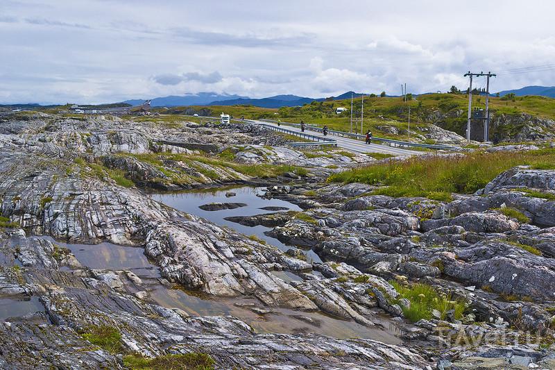 Норвегия. Мольде и Атлантическая дорога / Фото из Норвегии