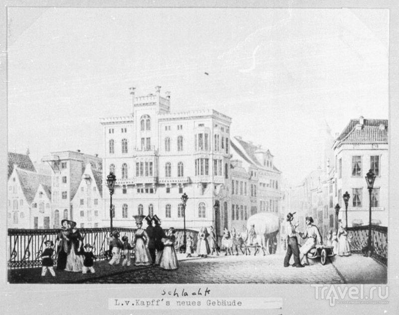 Бремен: старый город / Фото из Германии