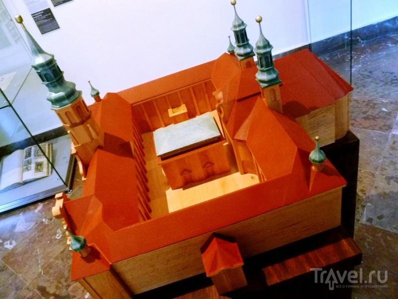 Пражская Лорета: Святая хижина Девы Марии Лоретанской / Чехия