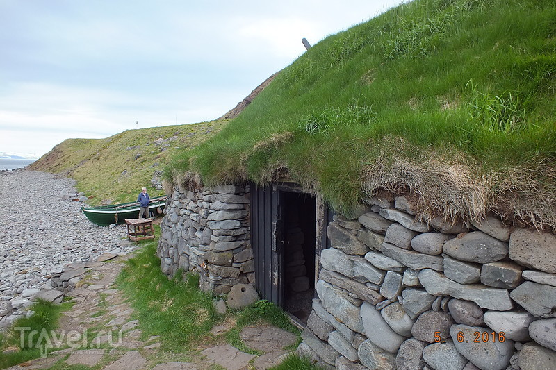 Исландия. Город Isafjordur. Деревня Bolungarvik / Фото из Исландии