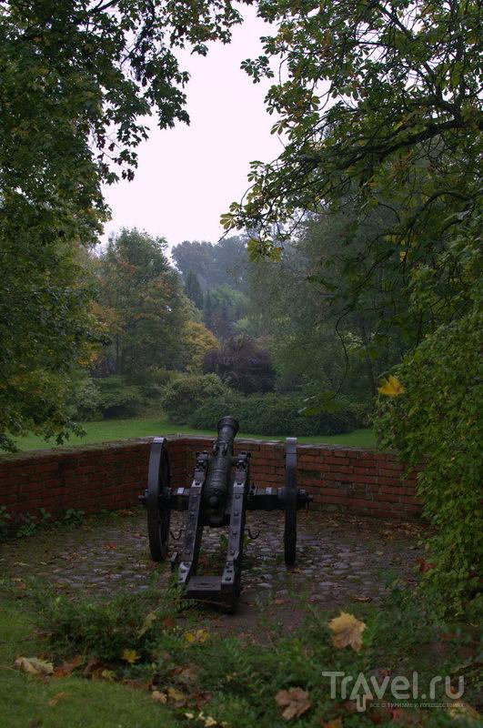 Придворцовый парк Pałac Galiny, Галины / Фото из Польши