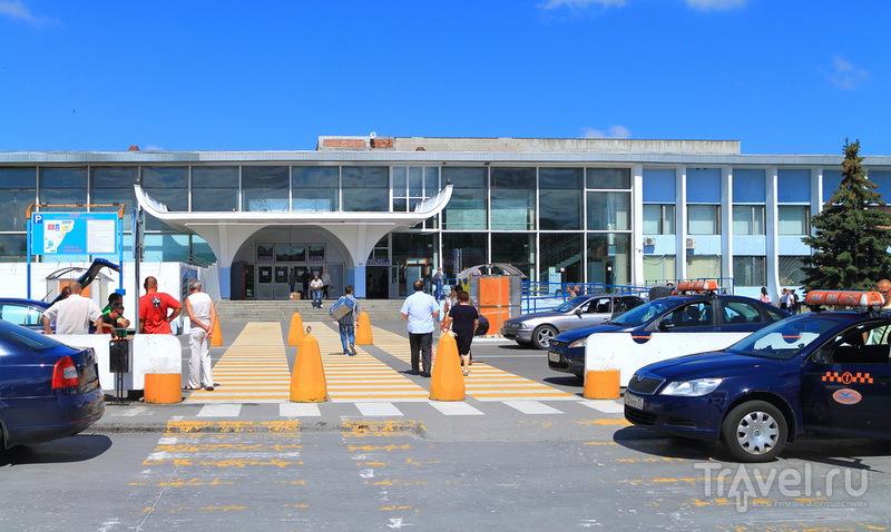 Калининградский международный аэропорт / Фото из Польши