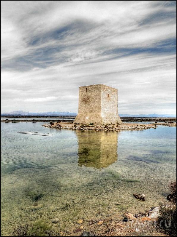 Salinas de Santa Pola. Испания / Испания
