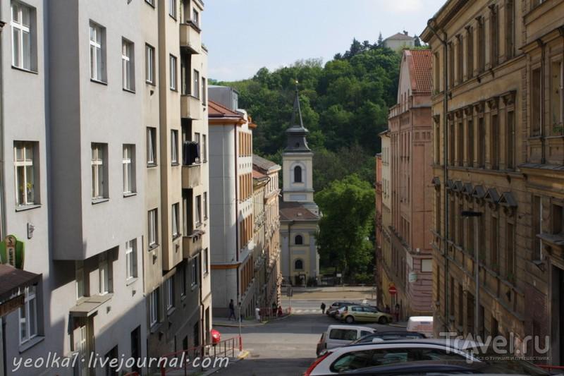 Прага необычная / Фото из Чехии