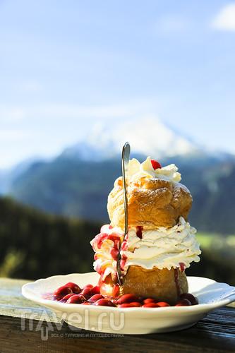 Осень в Баварии. Берхтесгаден: горы, туманы, десерты / Германия