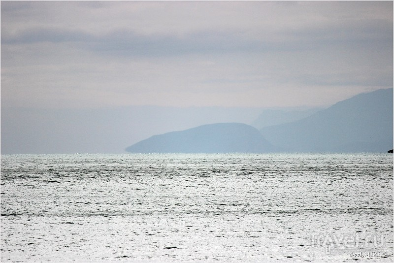 Судак. Береговая полоса. Центральная и западная части / Россия