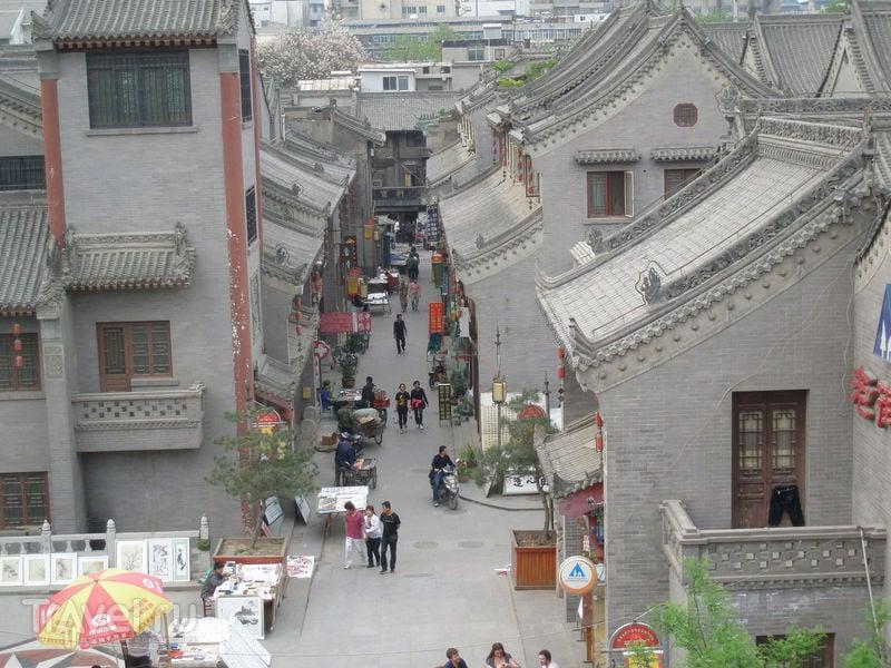 Китай. Большое путешествие. Сиань / Китай