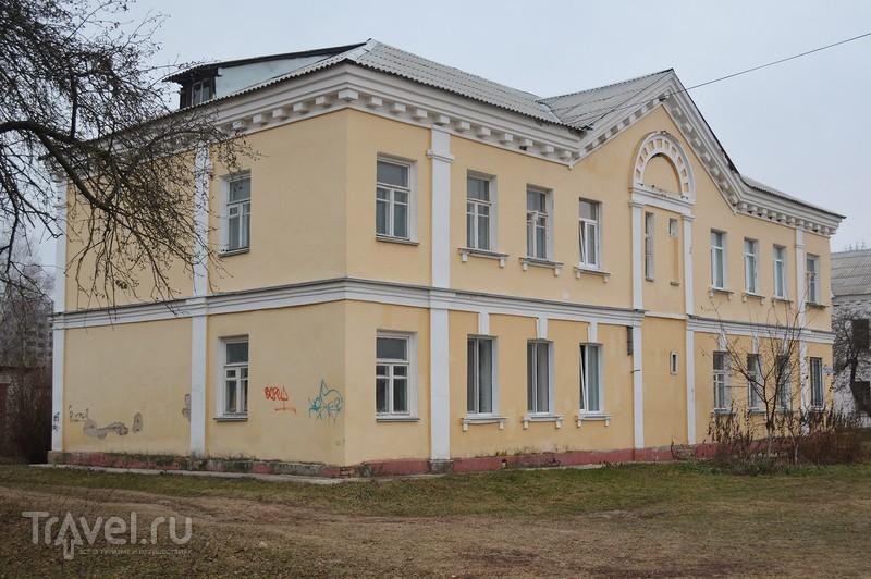 Клинцы, Брянская область: архитектура / Россия