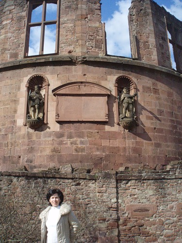 Гайдельберг - самые романтические руины Германии / Германия