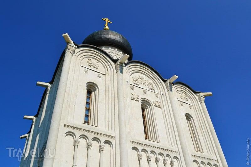 Золотое кольцо России. Боголюбово / Фото из России