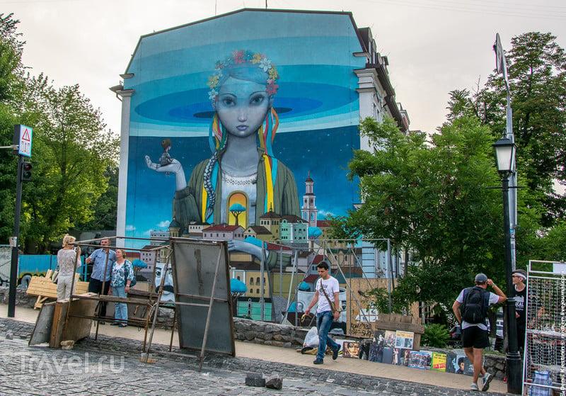 Летний Киев / Фото с Украины