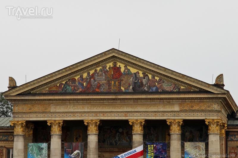 Таинственный и креативный парк Варошлигет, Будапешт / Венгрия