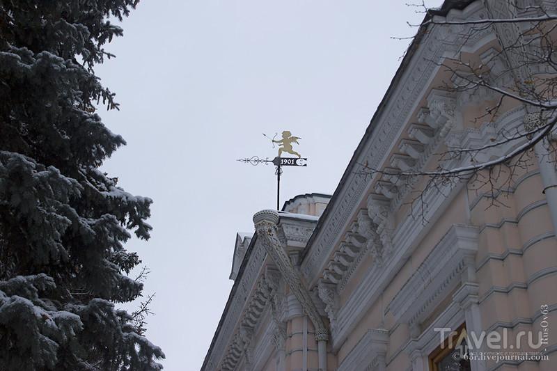 Прогулка выходного дня по уездному городу У / Россия