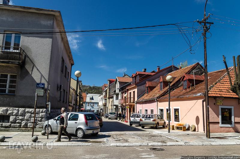 Столица Черногории / Фото из Черногории