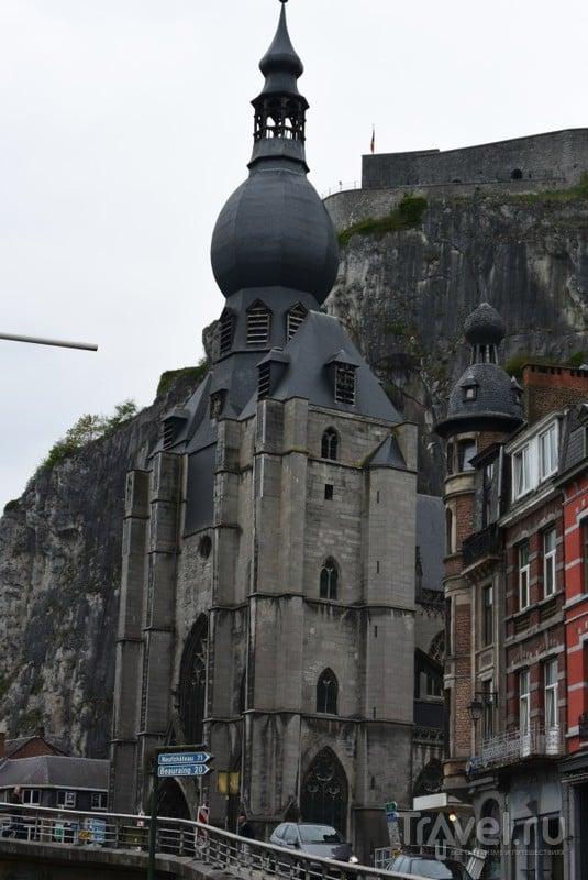 Сиреневый Динан / Бельгия