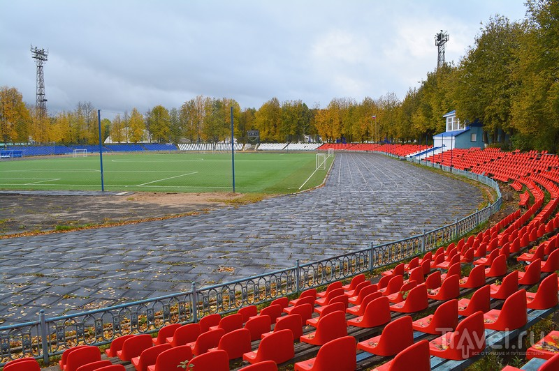 Кострома: вдоль Волги / Фото из России