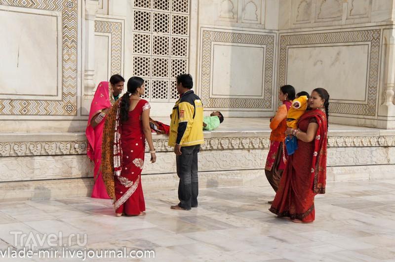 Первый раз в Агре / Индия