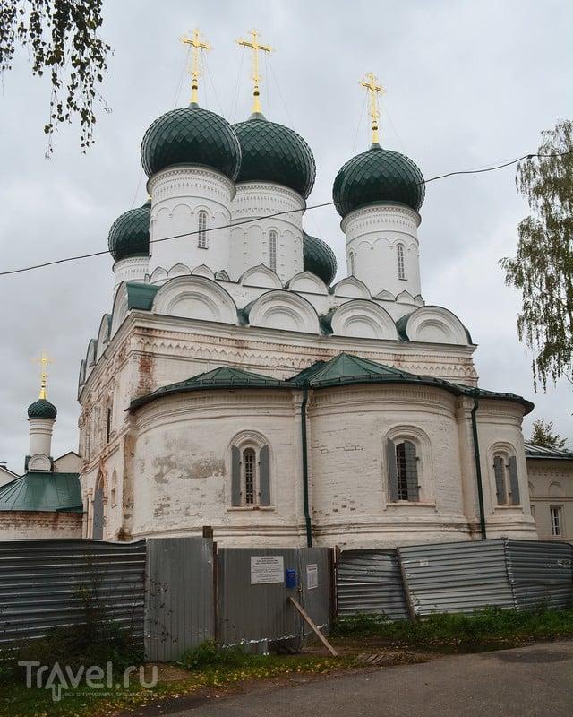 Кострома: бывший Кремль / Россия