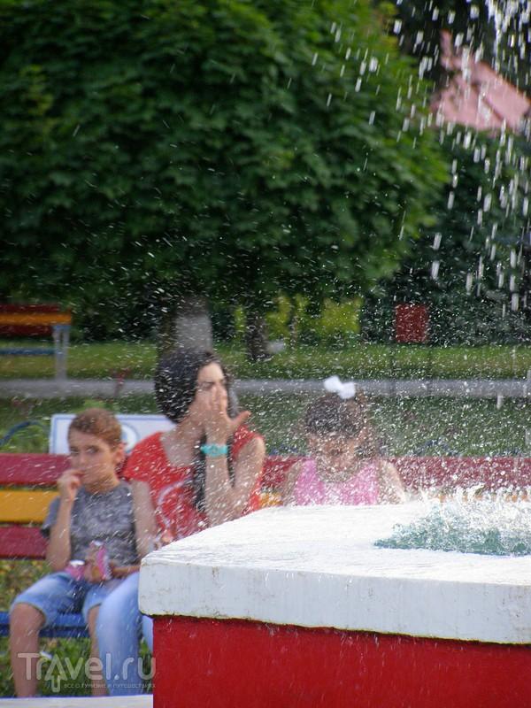 """Ессентуки. Санаторий """"Виктория"""" или Незнайка в Солнечном городе / Россия"""
