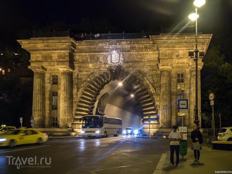 Вечерний Будапешт / Фото из Венгрии