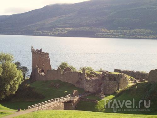 Красоты Шотландии / Великобритания
