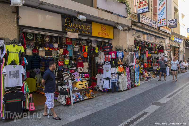 Льорет-де-Мар, Испания / Фото из Испании