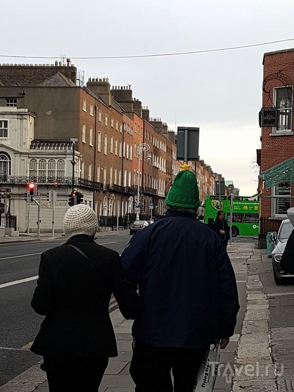 За границей интересно все. Дублин / Ирландия