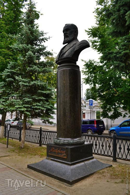 Золотое кольцо России. Кострома / Россия