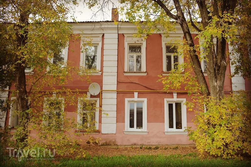 Егорьевск: старообрядческий российский капитализм / Россия