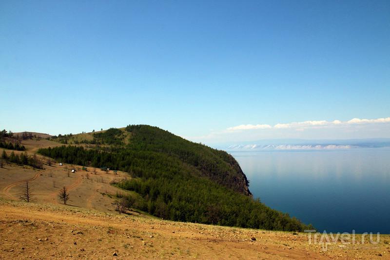 Байкальские заметки: заезд по Ольхону / Фото из России