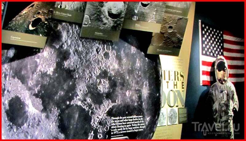 Аризона. Meteor Crater / Фото из США