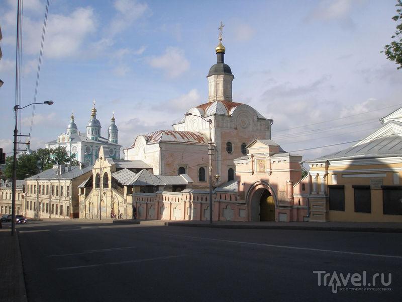 Смоленск выходного дня. Прекрасный город! / Фото из России