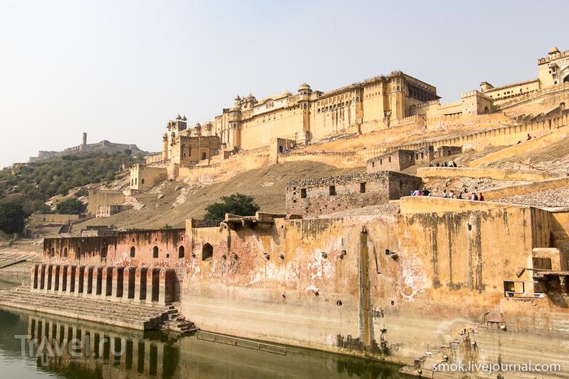 """Джайпур - """"розовый город"""" и дворцы / Фото из Индии"""