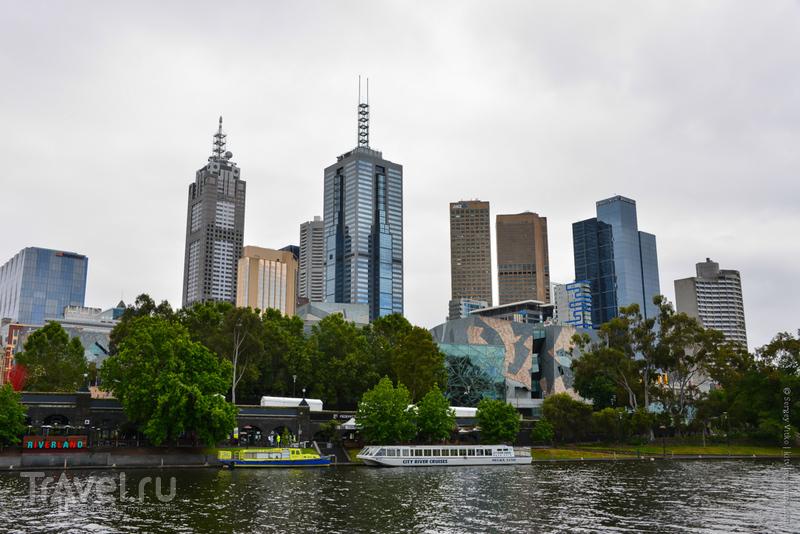 Мельбурн / Фото из Австралии