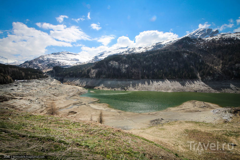 Майская поездка выходного дня в Альпы / Фото из Италии