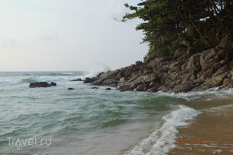 "Пляж отеля ""Andaman White Beach Resort"" / Фото из Таиланда"