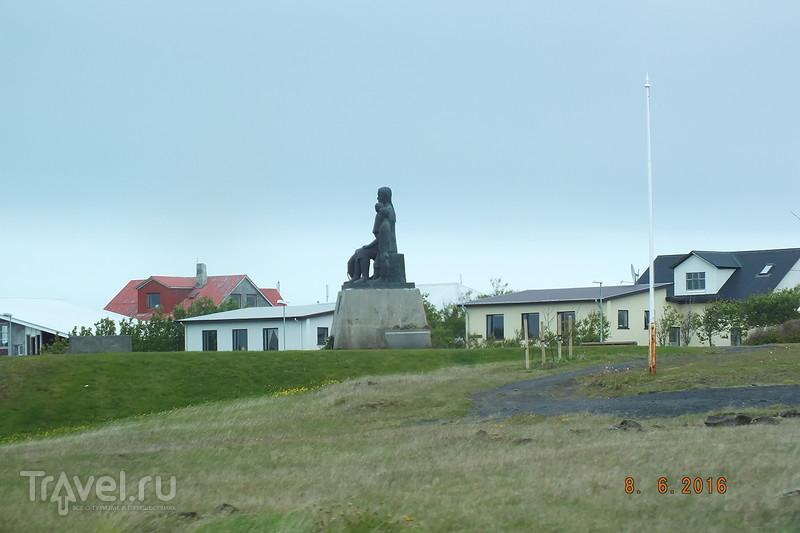 Полуостров Reykjanes / Фото из Исландии