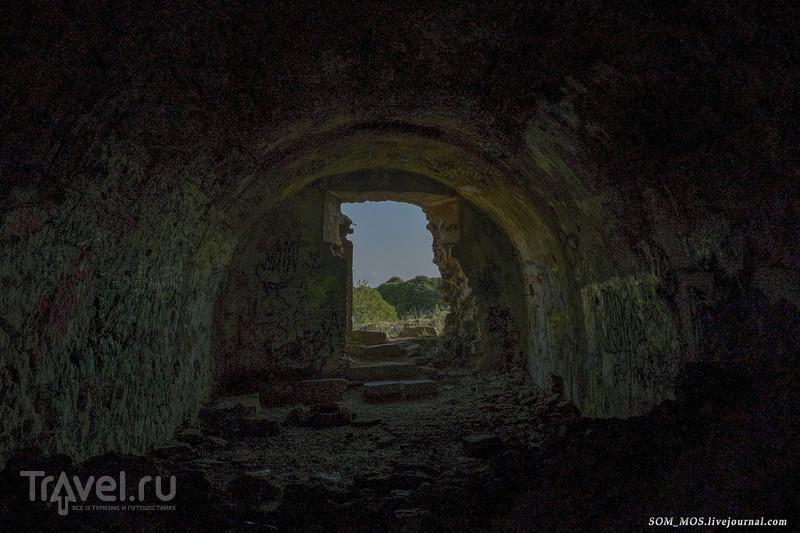 Крепость Монжуик, Жирона / Испания